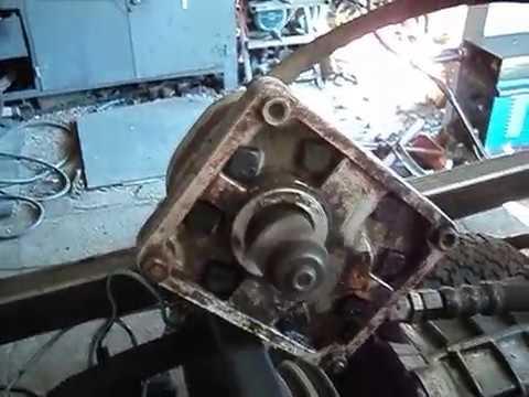 Гидромотор ГМШ-32 работающий от НШ-10