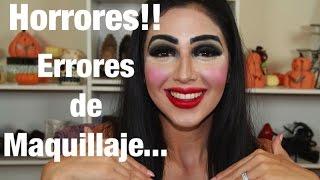 """getlinkyoutube.com-Errores de maquillaje (no lo hagas) Parodia Ft. """"Joaquina"""""""