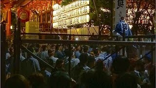 getlinkyoutube.com-【 三社祭 宮入り 喧嘩 ケンカ  】 浅草寺  Asakusa Sanja Festival  三社神輿