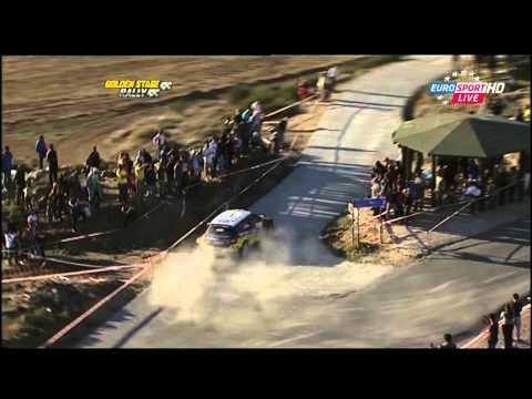 IRC Cyprus Rally 2011 (Cyprus) - Golden Stage 2nd run live coverage (FullHD)