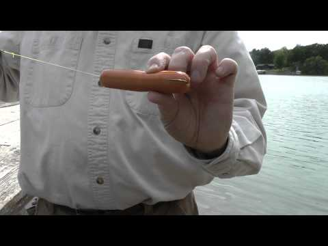 Best Ever Catfish Fishing tip, Hot dog bait rig for Channel Blue Flathead Wells Ginch Cats