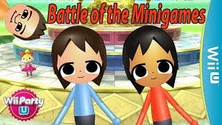 "getlinkyoutube.com-ABM: Wii Party U ""Battle of the Minigame"" HD"
