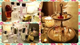 ❧❦ my mini perfume collection ❦❧