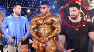 getlinkyoutube.com-Salman Khan Gym Workout With Body Builder Sergi Constance