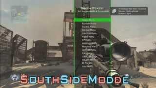 getlinkyoutube.com-[Mw2/1.14] Green Static RTM Mod Menu Released!!! +DOWNLOAD! Hosted By: SouthSideModder