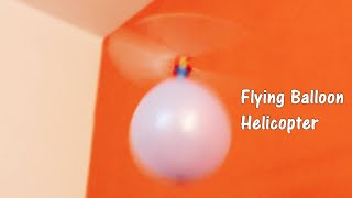 getlinkyoutube.com-BALLOON HELICOPTER that flies - Unboxing