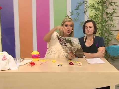 Presilha com Sandra Motti e Sandalia de ano novo com Andreia Bassan | Vitrine do artesanato na tv