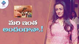 getlinkyoutube.com-Namrata Sirodhkar Spotted with glamours look  | Filmylooks