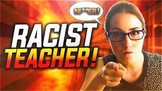 getlinkyoutube.com-RACIST Teacher Said This In MIDDLE SCHOOL... (124 Kills NUCLEAR)