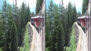 getlinkyoutube.com-Bernina Express - St.Moritz-Tirano in 3D ____        Juni 2013 (yt3D)