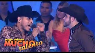 """getlinkyoutube.com-Espinoza Paz y Gerardo Ortiz """"Te Pudiera Decir"""": cantan juntos por primer vez"""