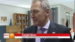 Vorschau: imm 2012: Interview mit Messechef Gerald Böse