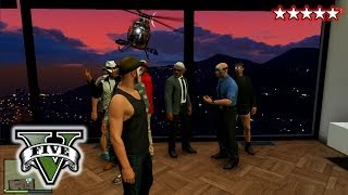 getlinkyoutube.com-GTA 5 House Party!! - GTA 5 Arial Death! - Hanging With the Crew Grand Theft Auto 5