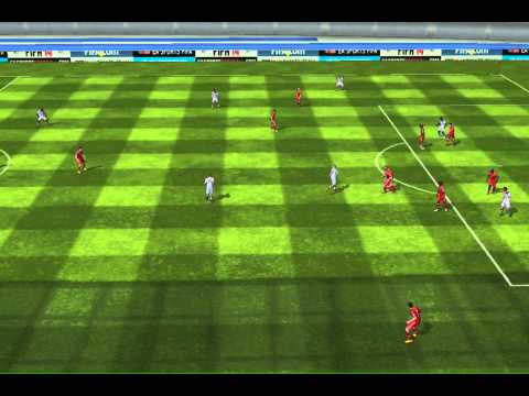 FIFA 14 iPhone/iPad - Jin FC vs. FC Bayern