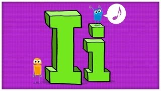 "ABC Song: The Letter I, ""I Use I"" by StoryBots"