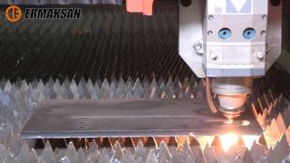 FIBERMAK - Fiber Laser Cutting Machine
