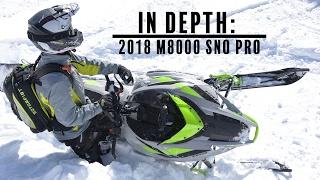 getlinkyoutube.com-IN DEPTH: 2018 Arctic Cat M8000 Sno Pro