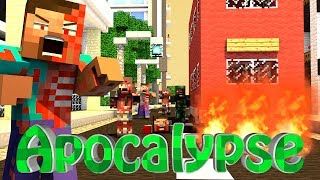 getlinkyoutube.com-Minecraft | APOLCALYPSE MOD Showcase! (Zombies, Weapons, Day Z)