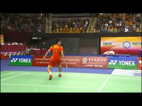 Yonex Sunrise Hong Kong Open 2012 - Chen Long vs Lee Chong Wei