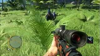 Far Cry 3 - Best Animal attack Animations [Full-HD]