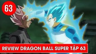 getlinkyoutube.com-Review Dragon Ball Super - Bảy viên ngọc rồng siêu cấp tập 63 : Trận chiến của Vegeta