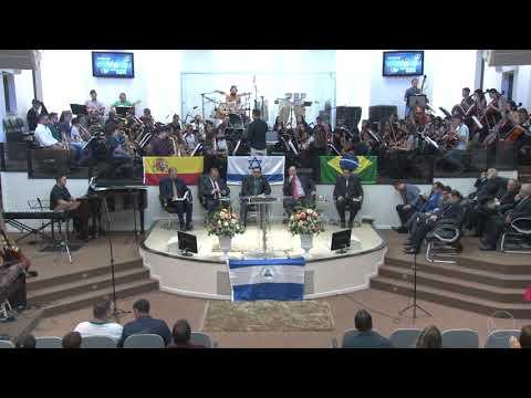 Orquestra Sinfônica Celebração - Porque Ele Vive - 14 04 2019