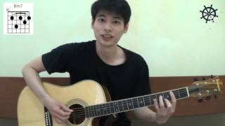 Akustik Gitar - Belajar Lagu (Thinking Out Loud - Ed Sheeran)