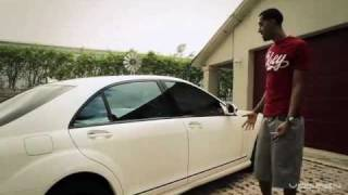 Cool & Dre's Special Edition Saks Fifth Avenue Mercedes S550