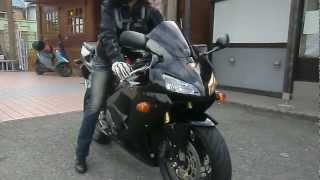 getlinkyoutube.com-女性ライダー CBR600RR HRC Beauty Rider