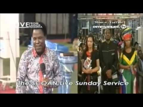 SCOAN 27 April 2014: POWERFUL Sunday Live Service With Prophet TB Joshua, Emmanuel TV