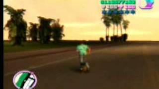 getlinkyoutube.com-GTA Vice City: Gateway to Heaven? Glitch (PS2)