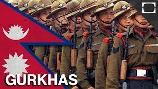 Who Are Nepal's Gurkhas?