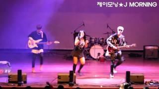 getlinkyoutube.com-제이모닝J MORNING-  Performance(Aengdoo, Mingyu, Jihoon)