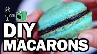 getlinkyoutube.com-DIY Macarons, Corinne VS Cooking #14