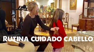 getlinkyoutube.com-PEQUEÑA RAPUNZEL REAL. RUTINA DE CUIDADO DE CABELLO NIÑA CON EL PELO MAS LARGO DE YOUTUBE, DE 4 AÑOS