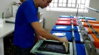 getlinkyoutube.com-Pintando camisetas.