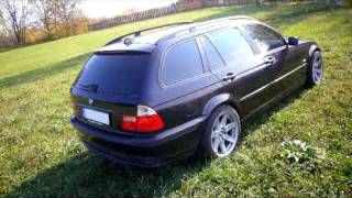 getlinkyoutube.com-My new BMW 320d Touring Steptronic