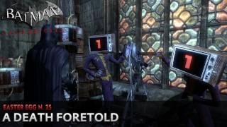 getlinkyoutube.com-Batman: Arkham City - Easter Egg #25 - A Death Foretold