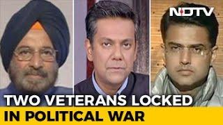 getlinkyoutube.com-It's General Vs Captain In Patiala: Who's Winning The Battle?