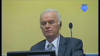 Ratko Mladic, el