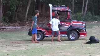 getlinkyoutube.com-mini truck kids,mini caminhao,minifusca