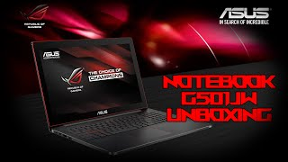 getlinkyoutube.com-Unboxing ASUS ROG G501JW [Bahasa Indonesia]
