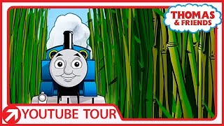 getlinkyoutube.com-Thomas Thinks Bamboo is Really Useful | Thomas & Friends