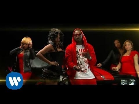 Gucci Mane - Mouth Full Of Golds ft. Birdman ( HD Official  Video )