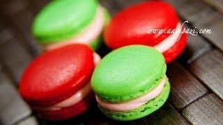 getlinkyoutube.com-French Macarons (Macarons) Recipe