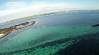 Westray to Papa Westray flight