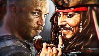 Jack Sparrow VS. Ragnar | ARENA DO RAP