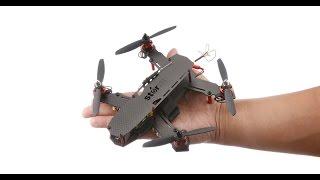 getlinkyoutube.com-SRD180 Storm Racing Drone First Flight - HeliPal.com