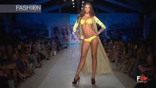 "getlinkyoutube.com-""MAAJI"" Miami Fashion Week Swimwear Spring Summer 2015 HD by Fashion Channel"