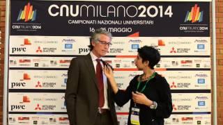 Riccardo D'Elicio, presidente del CUS Torino